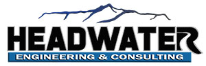 Headwater Engineering & Consulting Logo